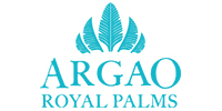 Argao Royal Palms Logo