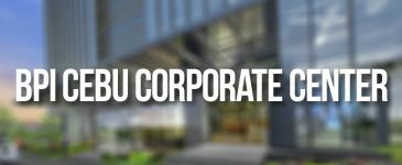 BPI Cebu Corporate Center