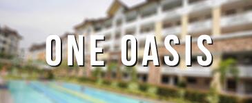 One Oasis Cebu Condominium
